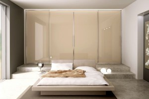 Porte_Coulissante_Casalux_Home_Design_Versus_Porte_Coulissante_En_Verre_Laque_Beige